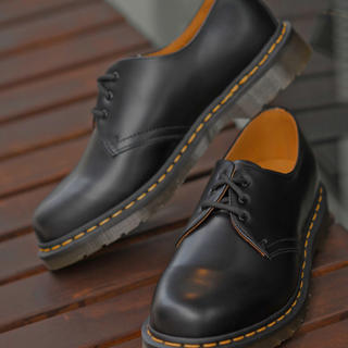 ドクターマーチン(Dr.Martens)のドクターマーチンスリーホールシューズ(ローファー/革靴)