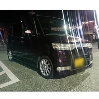 格安陸送可 平成19年 タントカスタム VS 特別限定車 L350s HID
