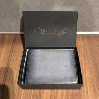 ホワイトハウスコックス(WHITEHOUSE COX)のCIMABUE チマブエ 折財布 (折り財布)