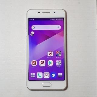 SAMSUNG - Galaxy Feel  SC-04J  ホワイト