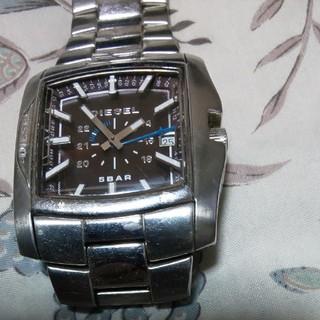 ディーゼル(DIESEL)のディーゼル時計ジャンク❗️(腕時計(アナログ))