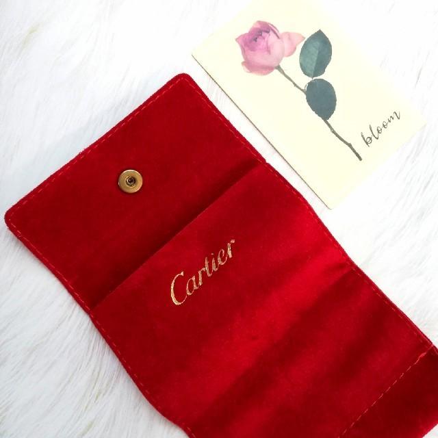Cartier(カルティエ)の【あーぴょん様専用】Cartier カルティエジュエリーケース レディースのアクセサリー(その他)の商品写真