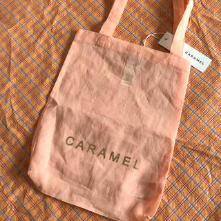 キャラメルベビー&チャイルド(Caramel baby&child )の【お取置き中】caramel 新品トートバッグ(トートバッグ)