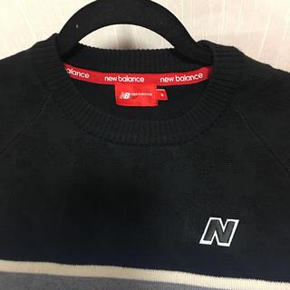 New Balance - NEW balanceセーター
