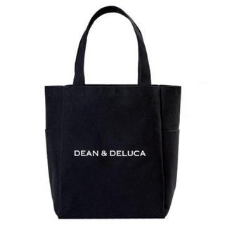 ディーンアンドデルーカ(DEAN & DELUCA)のDEAN&DELUCA ディーン&デルーカ デリバッグ 黒 雑誌付録(トートバッグ)