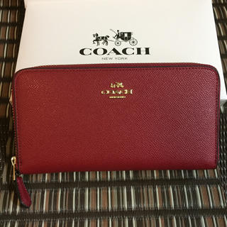 COACH - プレゼントにおすすめ❣️COACH 財布 新品正規品✨箱付き🎀 即納◎