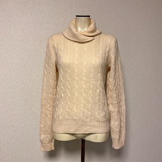 Ralph Lauren - ラルフローレン カシミヤ100% ケーブル編みニット セーター