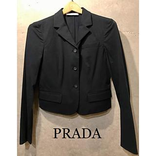 プラダ(PRADA)のPRADA|テーラードジャケット(テーラードジャケット)