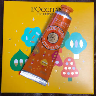 L'OCCITANE - ロクシタン シアハンドクリーム【数量限定】