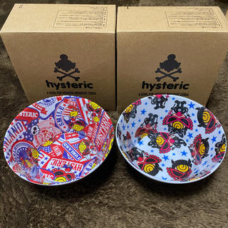 HYSTERIC MINI - HYSTERIC MINIボウル2点セット
