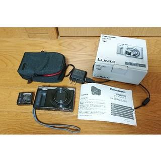 Panasonic - Panasonic LUMIX TZ-85-S