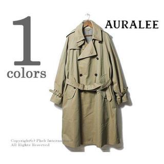 COMOLI - 【美品】AURALEE トレンチコート