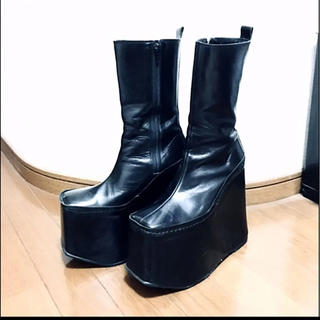 ユニフ(UNIF)の16センチヒール ブーツ(ブーツ)