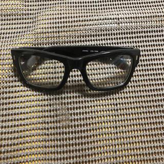 ポリス(POLICE)のポリス 伊達眼鏡(サングラス/メガネ)