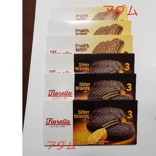 フィオレラ ウェハースチョコ 6箱