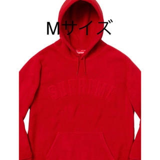 Supreme - Polartec hooded sweatshirt