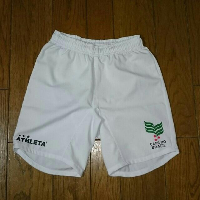 ATHLETA(アスレタ)のアスレタJr.サッカーパンツ140 スポーツ/アウトドアのサッカー/フットサル(ウェア)の商品写真