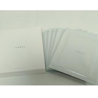 スリー(THREE)の新品◇THREE スリー バランシング ローション マスク(パック/フェイスマスク)