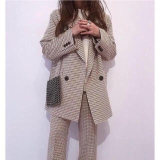 moussy - MOUSSY CLASSIC OVER JACKET 柄WHT 新品未使用