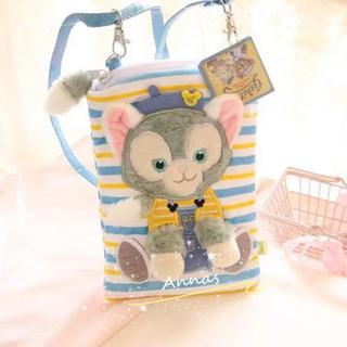 Disney - 日本未発売★ ジェラトーニ ショルダーバッグ ポーチ パスケース