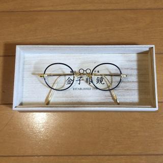 アヤメ(Ayame)の金子眼鏡 ゴールドフレーム ラウンド(サングラス/メガネ)