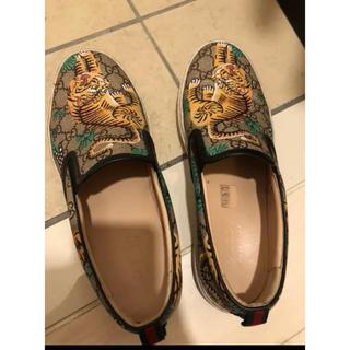 Gucci - GUCCI メンズ 靴