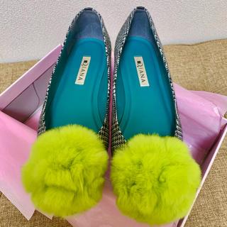 ダイアナ(DIANA)のDIANA flatshoes(バレエシューズ)