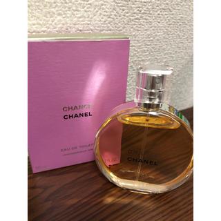 CHANEL - CHANEL チャンス オータンドゥル オードトワレ 50ml