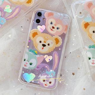 Disney - ダッフィー&フレンズ iPhone11 iPhone XRケース