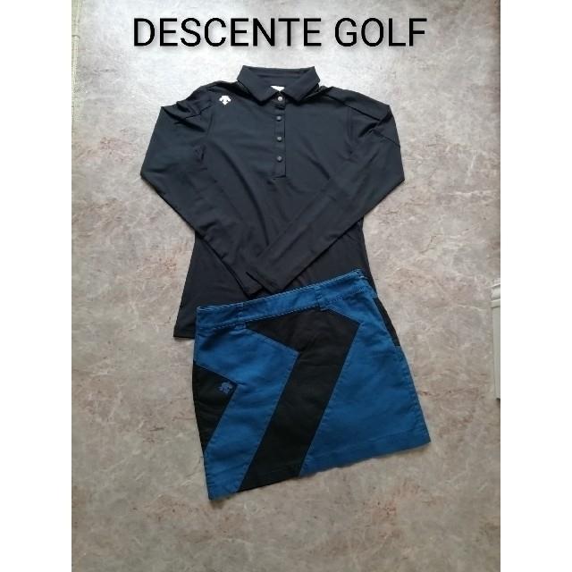 DESCENTE(デサント)のユリ科 様 専用! デサントゴルフ スポーツ/アウトドアのゴルフ(ウエア)の商品写真