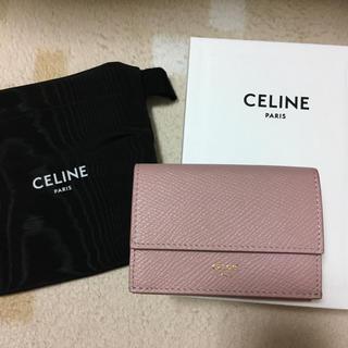 celine - 新品★2020新作★CELINE折りたたみコンパクトウォレット