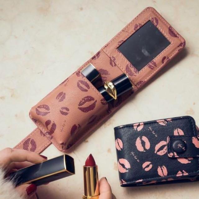 snidel(スナイデル)のハーリップトゥ Her lip to リップケース レディースのバッグ(その他)の商品写真