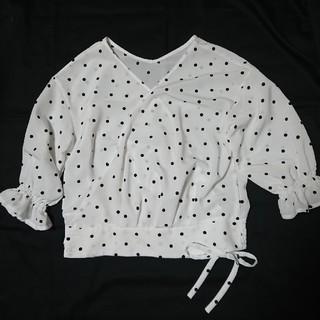 インデックス(INDEX)のブラウス(シャツ/ブラウス(半袖/袖なし))