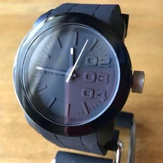 ディーゼル(DIESEL)の【新品】ディーゼル DIESEL フランチャイズ 腕時計 DZ1437 ブラック(腕時計(アナログ))