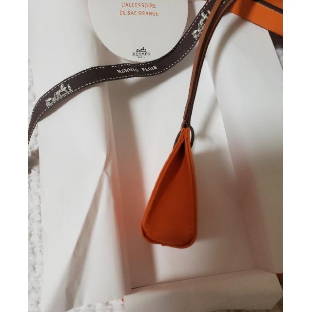 Hermes(エルメス)の新品 ☆ エルメス HERMES ショッパーチャーム レディースのアクセサリー(チャーム)の商品写真