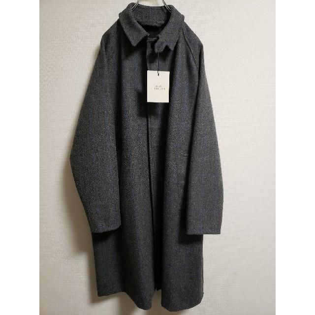 COMOLI(コモリ)のSTUDIO NICHOLSON 19aw romer/raglan coat メンズのジャケット/アウター(ステンカラーコート)の商品写真