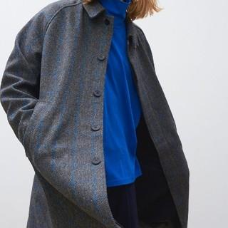 COMOLI - STUDIO NICHOLSON 19aw romer/raglan coat