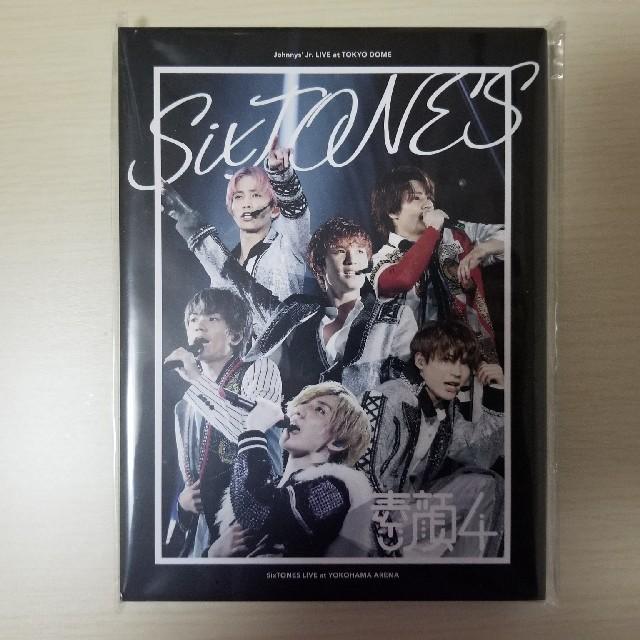 Johnny's(ジャニーズ)の素顔4 SixTONES盤 エンタメ/ホビーのDVD/ブルーレイ(アイドル)の商品写真