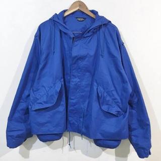 UNUSED - unused アンユーズド 18aw m-51 short jacket ブルー