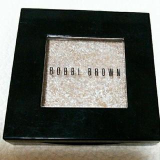ボビイブラウン(BOBBI BROWN)のボビーブラウン bobbie brownラメアイシャドー(アイシャドウ)