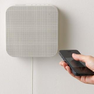MUJI (無印良品) - ■新品■ 無印良品壁掛け式Bluetoothスピーカー/型番MJBTS‐1
