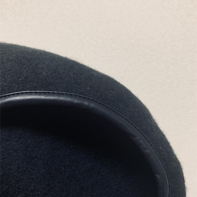 Lochie(ロキエ)のvintage ベレー帽 レディースの帽子(ハンチング/ベレー帽)の商品写真