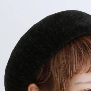 ロキエ(Lochie)のvintage ベレー帽(ハンチング/ベレー帽)