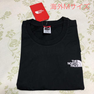 THE NORTH FACE - ノースフェイス シンプルドーム 半袖Tシャツ ブラックM
