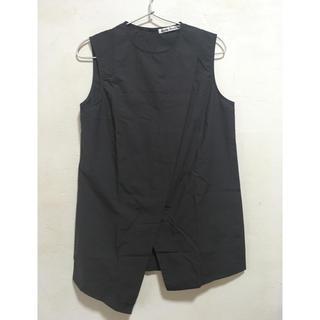 アクネ(ACNE)のacne studios アシンメトリーカットソー(Tシャツ(半袖/袖なし))