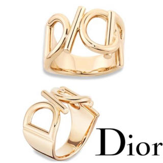 Christian Dior - 正規品 Christian Dior リング