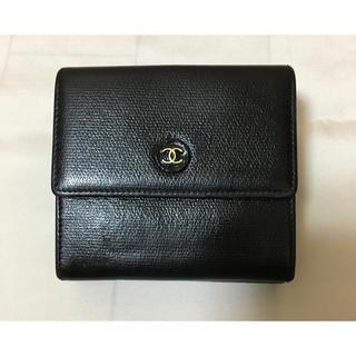 シャネル(CHANEL)のシャネル CHANEL 折り財布 リカラー品 (折り財布)