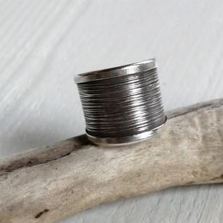 14 KSR-J1 カレン族シルバー リング(リング(指輪))