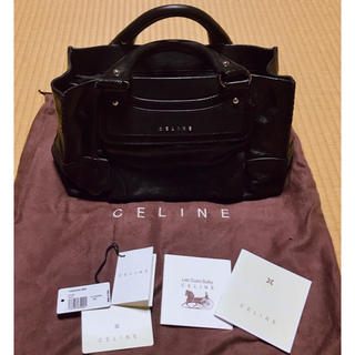 celine - CELINE セリーヌ sulky ブギーバッグ