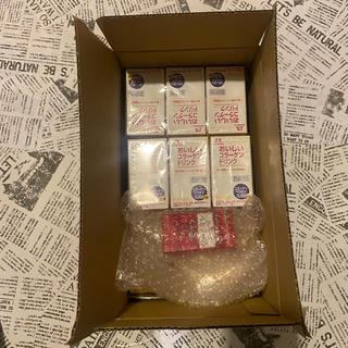 モリナガセイカ(森永製菓)の♡TISON専用♡ 森永おいしいコラーゲンドリンク30本【パセノール1箱付】(コラーゲン)